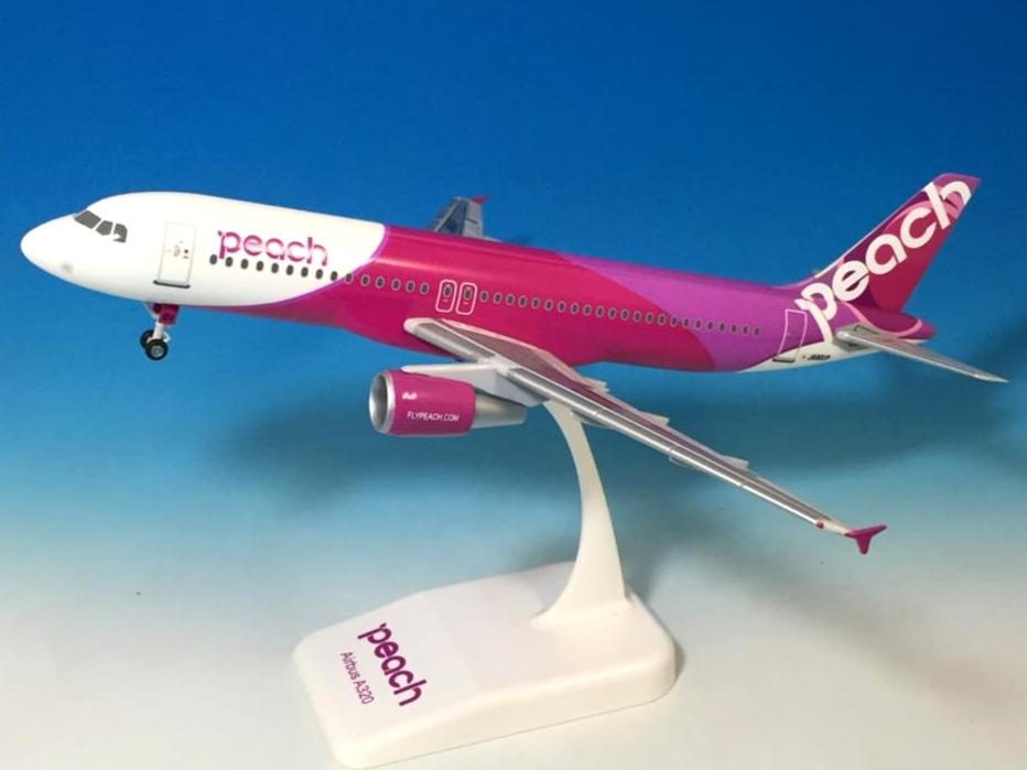 CROSSWING/クロスウイング A320-200 ピーチ・アビエーション JA807P