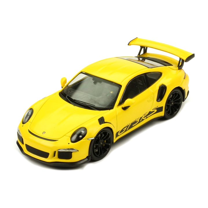 ixo/イクソ ポルシェ 911 (991) GT3 RS 2017 イエロー