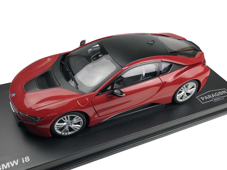 PARAGON/パラゴン BMW i8 プロトニック レッド LHD