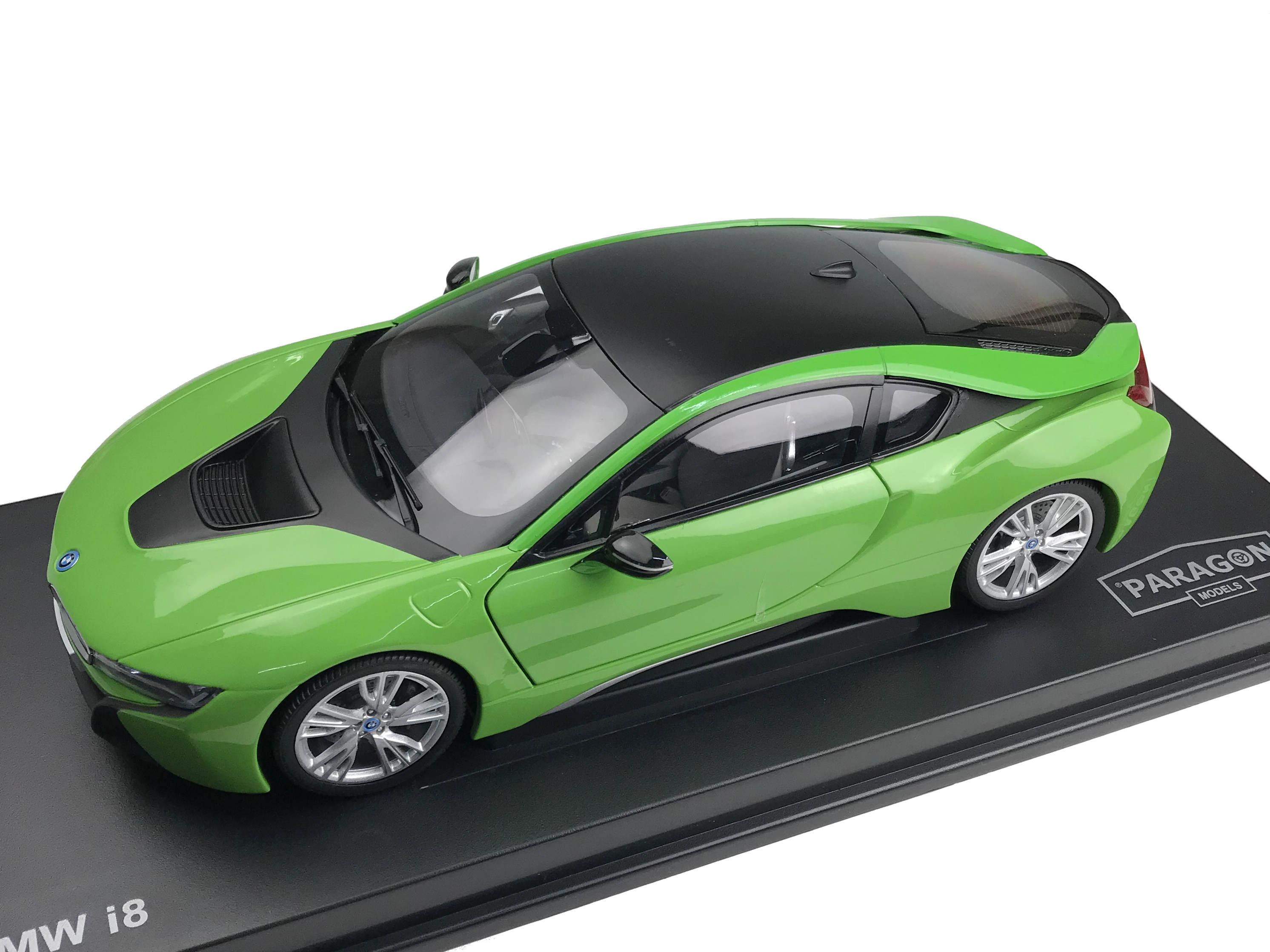 PARAGON/パラゴン BMW i8 ジャバ グリーン LHD