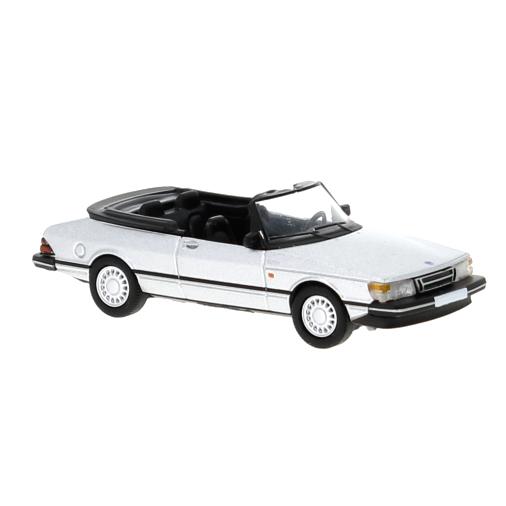 BREKINA/ブレキナ サーブ 900 コンバーチブル 1986 シルバー