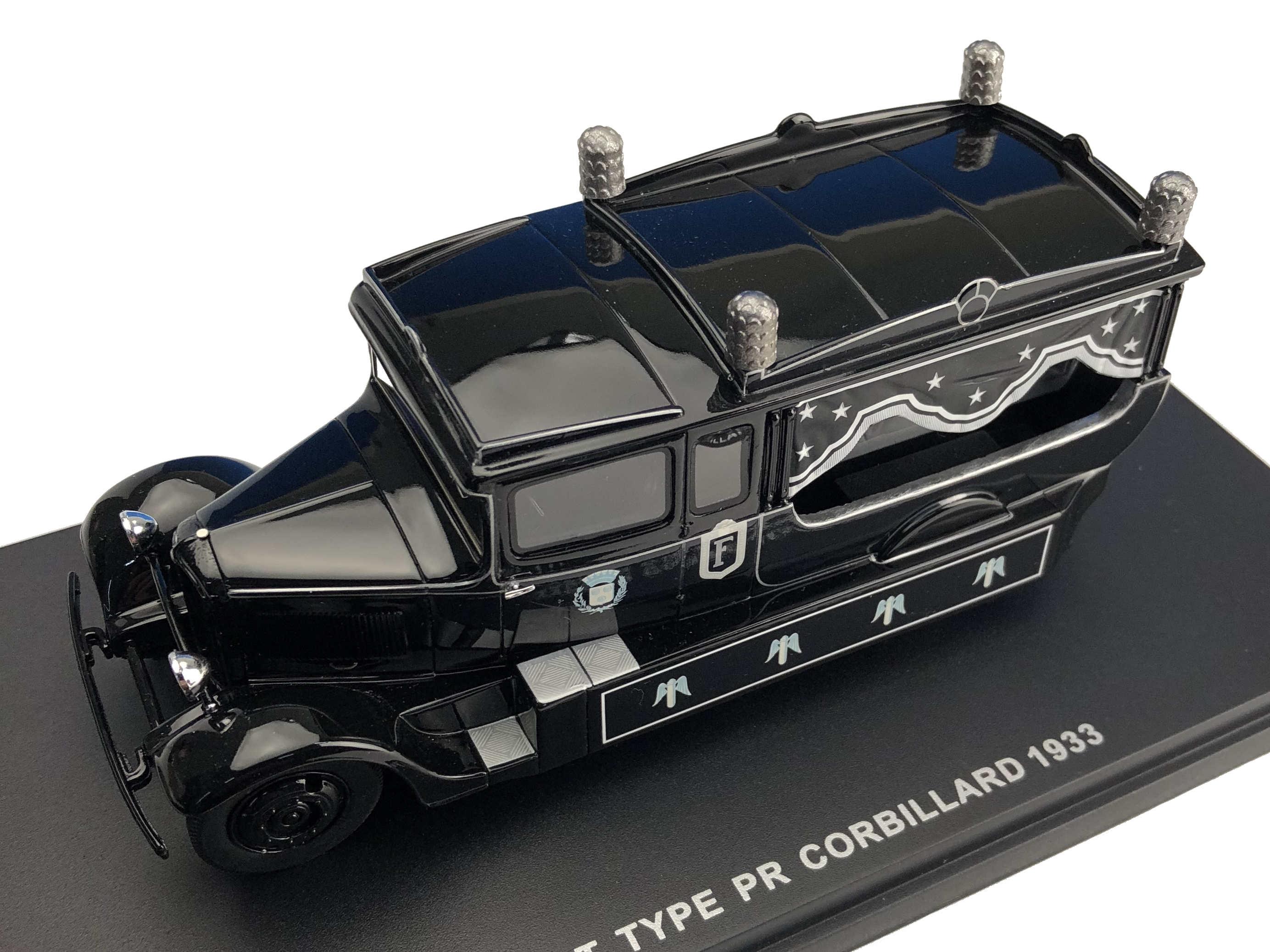 MOMACO/モマコ ルノー PR 霊柩車 1933