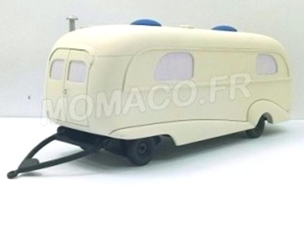 MOMACO/モマコ CARAVANE ASSOMPTION 1951 NEUTRE キャンピングトレーラー