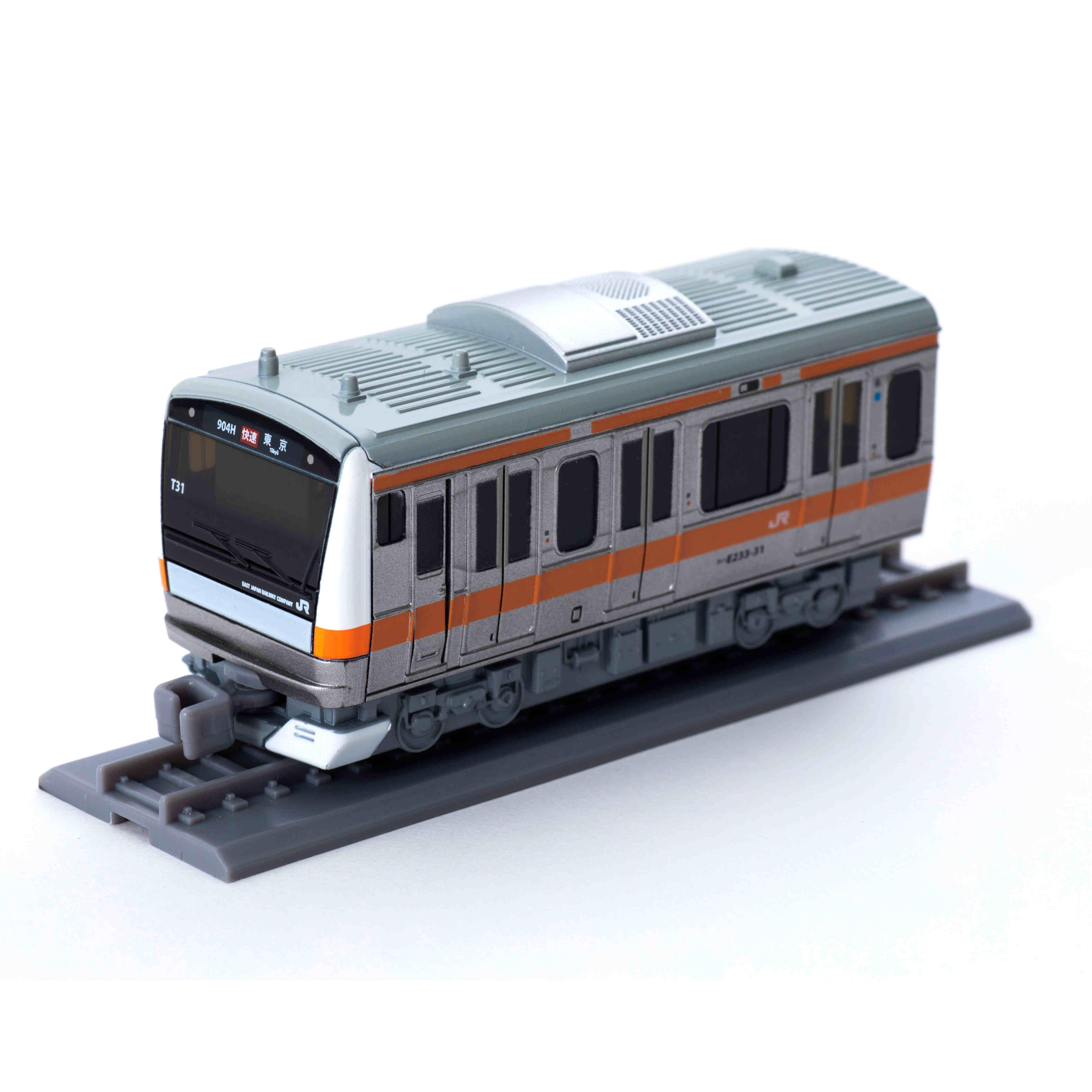 プルプラ E233系 中央線快速