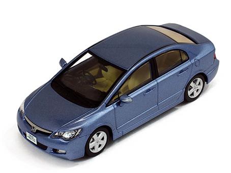Premium-X/プレミアムX ホンダ シビック 2006 ブルー