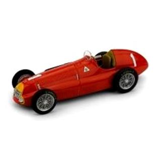 BRUMM/ブルム アルファ ロメオ 158 1950年イギリスGP #1 Juan Manuel Fangio