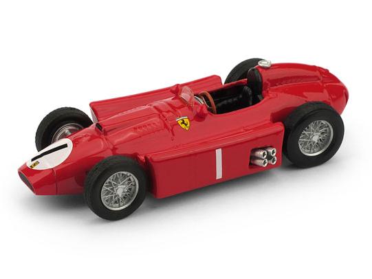 BRUMM/ブルム フェラーリ D50 56 イギリスGP優勝 #1 J.M. Fangio