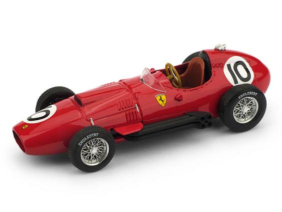 BRUMM/ブルム フェラーリ 801 57 イギリスGP3位 #10 M.ホーソン