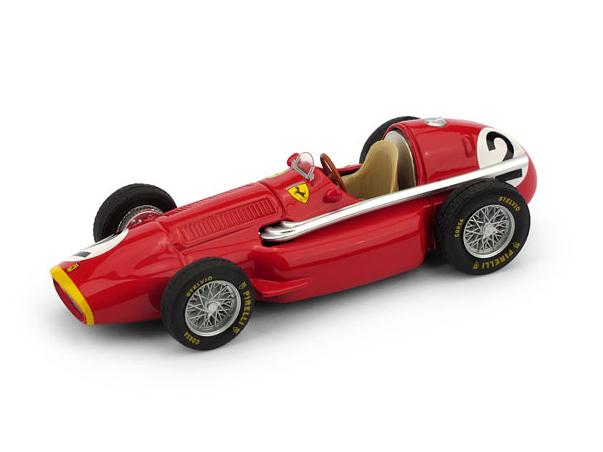 BRUMM/ブルム フェラーリ 555 スクアーロ 55 オランダGP 7位 #2 M.Hawthorn