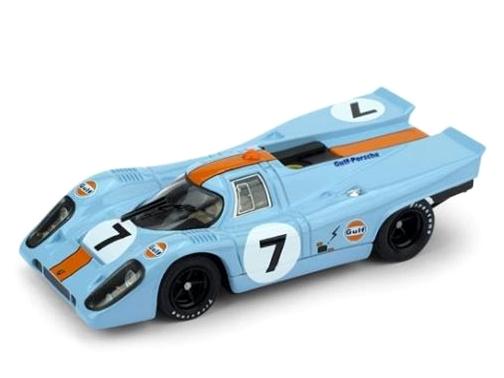 BRUMM/ブルム ポルシェ 917K 1970年モンツア1000km優勝 #7 P. Rodriguez