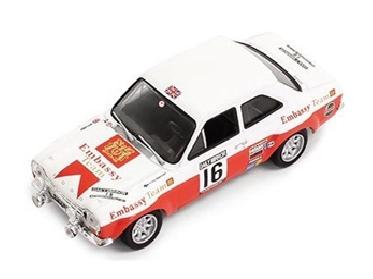 ixo/イクソ フォード エスコート MKI RS1600 1971年RACラリー #16