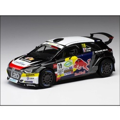 ixo/イクソ ヒュンダイ i20 R5 2019年Rally Terre du Var  #19 S. Loeb/L. Godey
