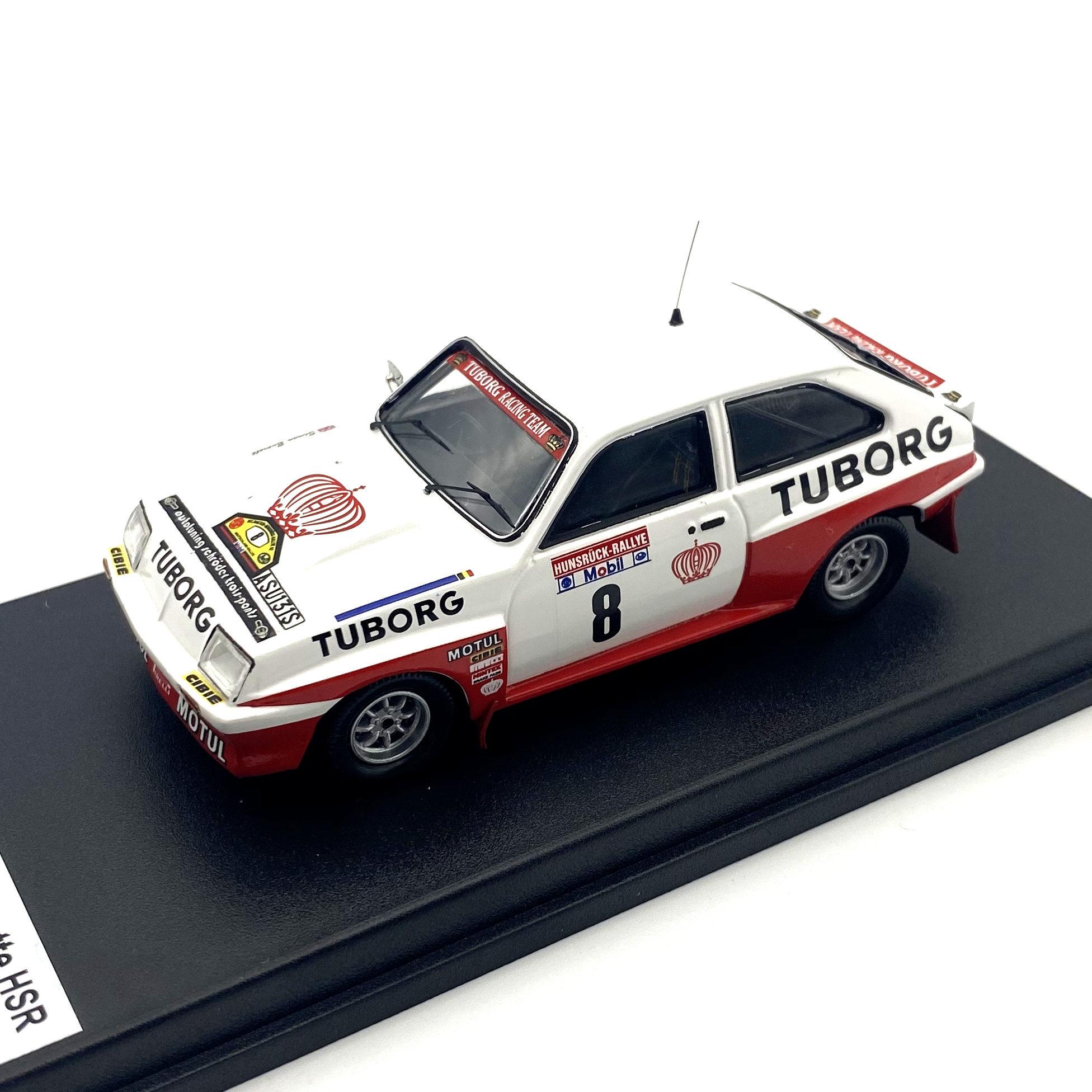 Trofeu/トロフュー ボクスホール  シェベット HSR  1982年フンスリュック・ラリー S. Everett / W. Lux