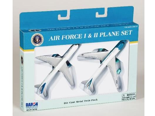 DARON/ダロン エアフォースワン & エアフォースツー 2機セット