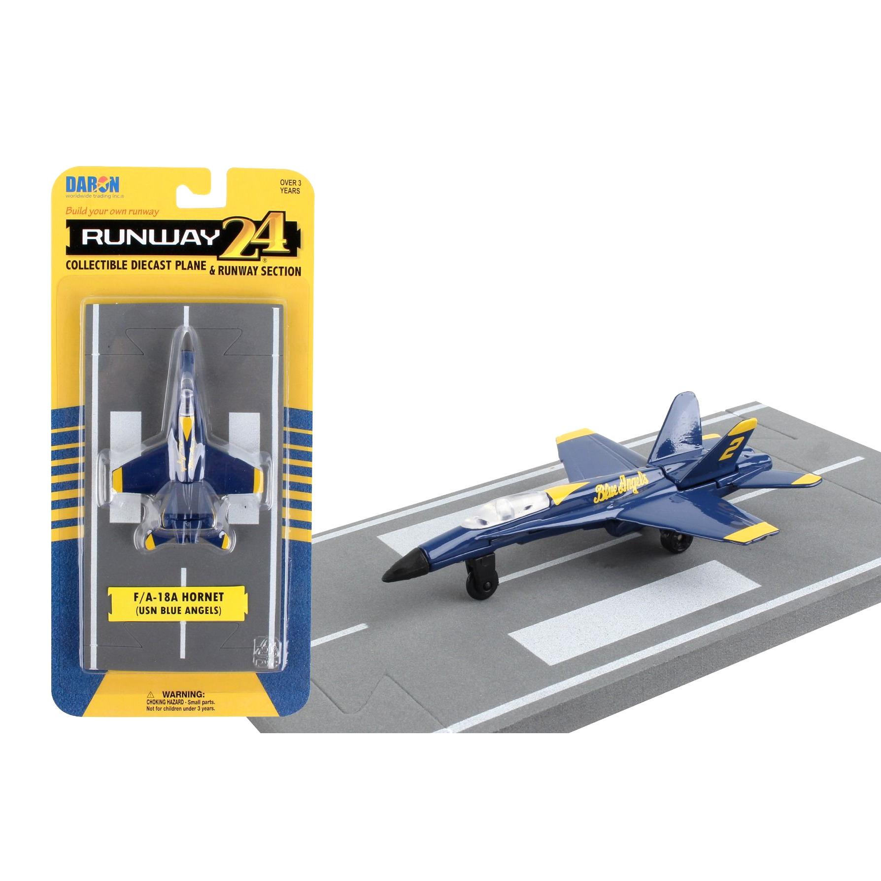 DARON/ダロン F/A-18 ブルーエンジェルス