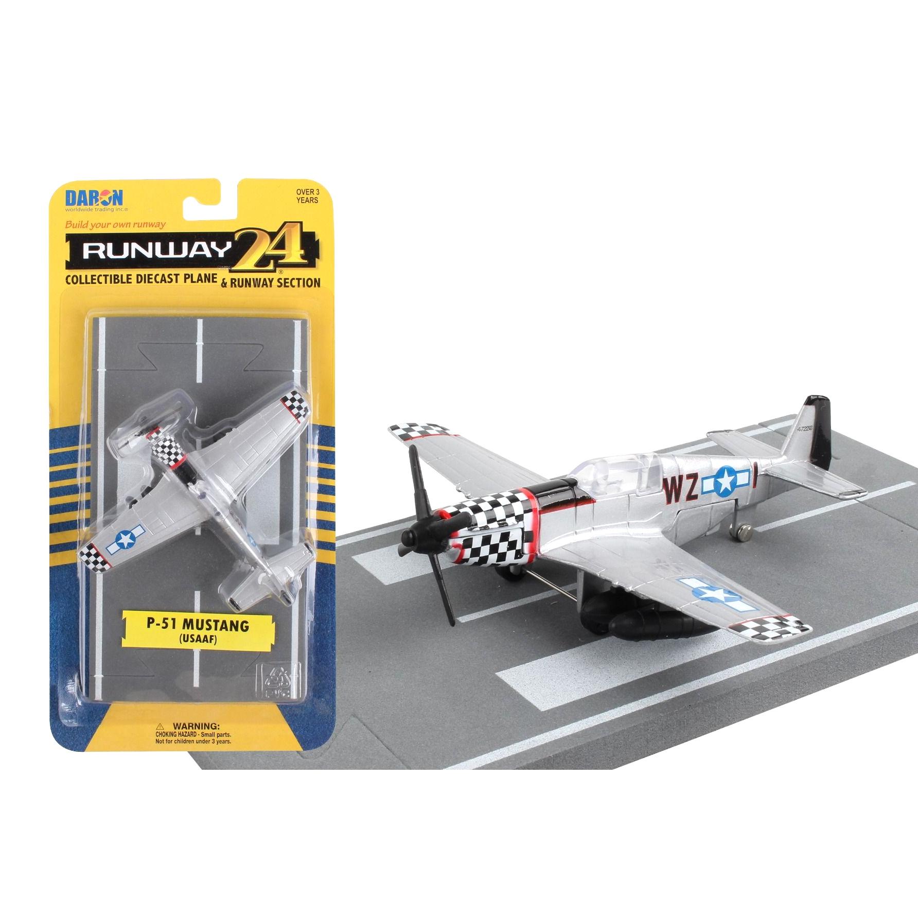 DARON/ダロン P-51Dマスタング