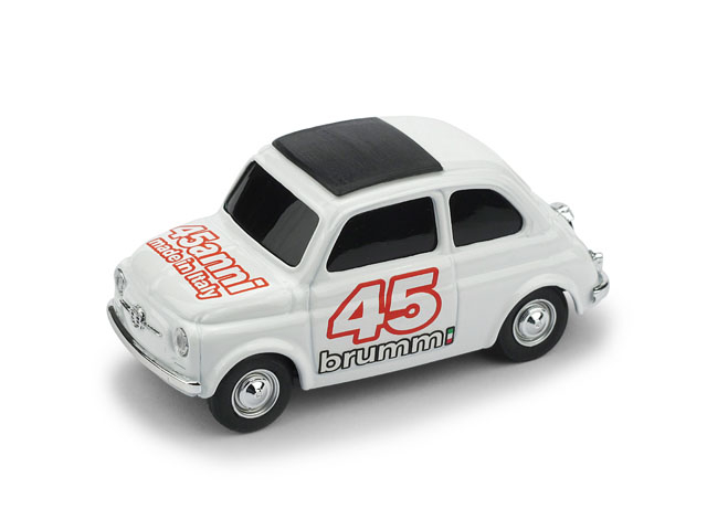 BRUMM/ブルム フィアット ヌオーヴォ 500 ブルム 45周年記念 1972-2017