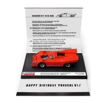 BRUMM/ブルム ポルシェ  917K   1972  50周年記念  1969-2019