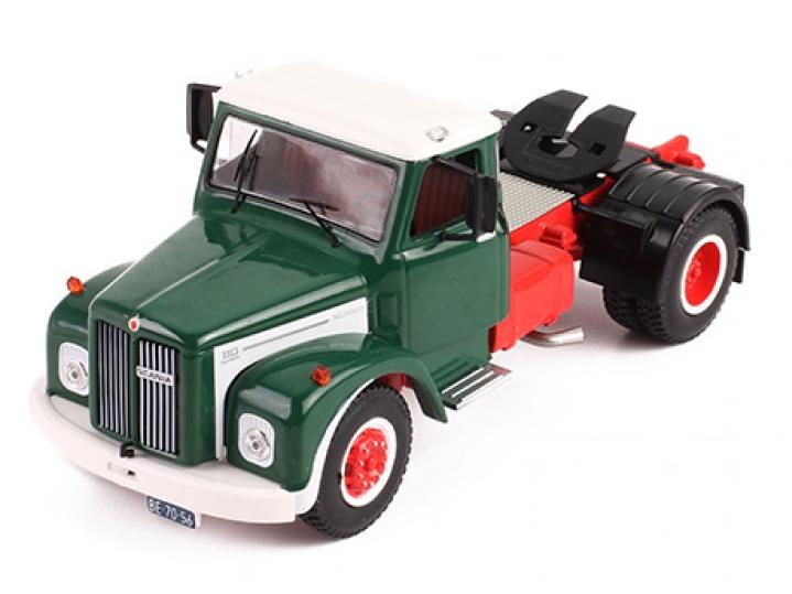 ixo/イクソ スカニア 110 1971 グリーン/ホワイト
