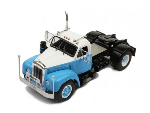 ixo/イクソ マック B 61 1953 ブルー/ホワイト