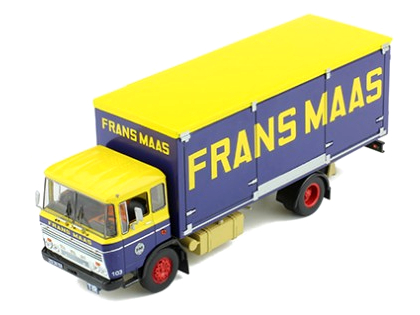ixo/イクソ DAF 2600  FRANS MAAS  1965