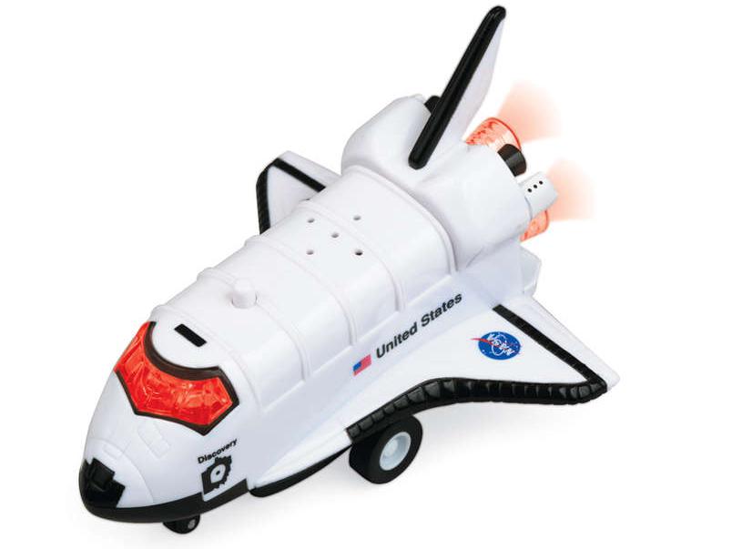 DARON/ダロン プルバック スペースシャトル ディスカバリー