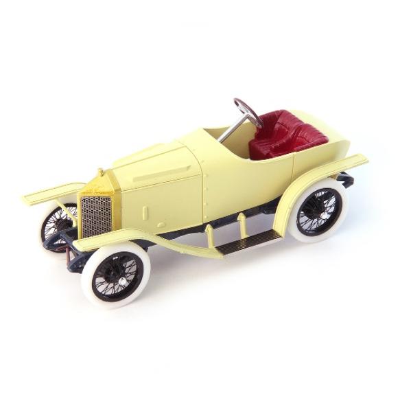 Auto Cult/オートカルト ローリン&クレメント FCR  1909  アイボリー