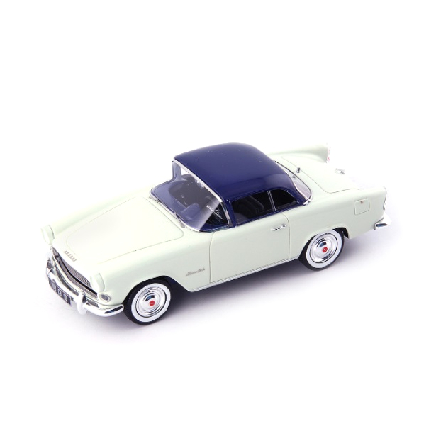 Auto Cult/オートカルト シムカ アロンド プラン シエル  1957  ライトグリーン/ダークブルー