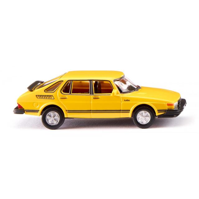 WIKING/ヴィーキング サーブ 900 Turbo  トラフィックイエロー
