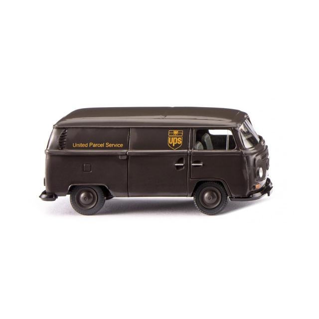 WIKING/ヴィーキング VW T2 ボックスバン UPS