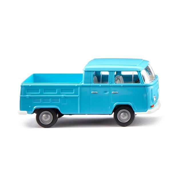 WIKING/ヴィーキング VW T2 ダブルキャビン ブルー