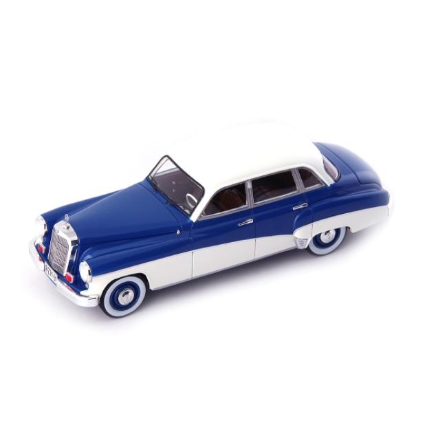 Auto Cult/オートカルト ヴァルトブルク-メルセデス 170 V  1956  ブルー/ホワイト