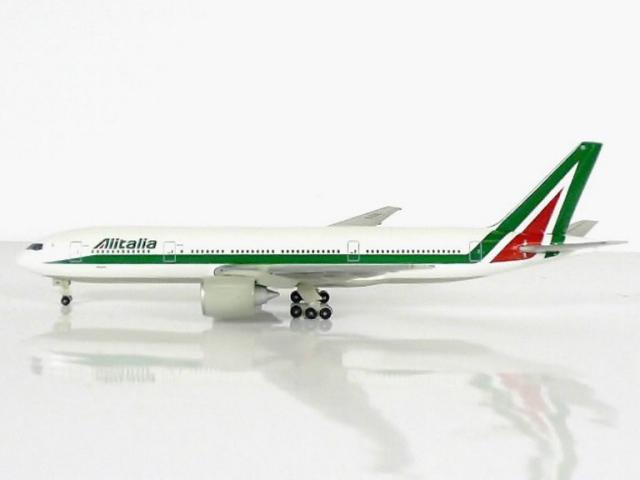 sky400 sky500 B777-200ER アリタリア航空