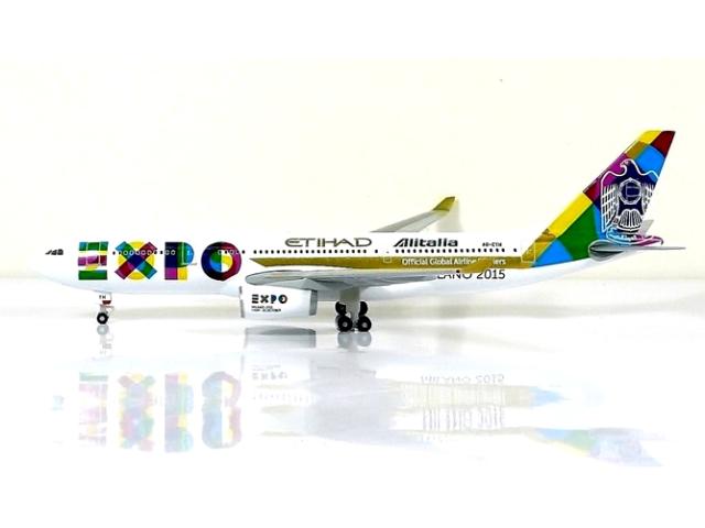 sky400 sky500 A330-200 エティハド航空 A6-EYH