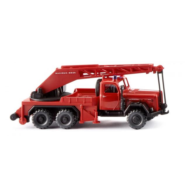 WIKING/ヴィーキング マギルス ウラヌス クレーン消防車
