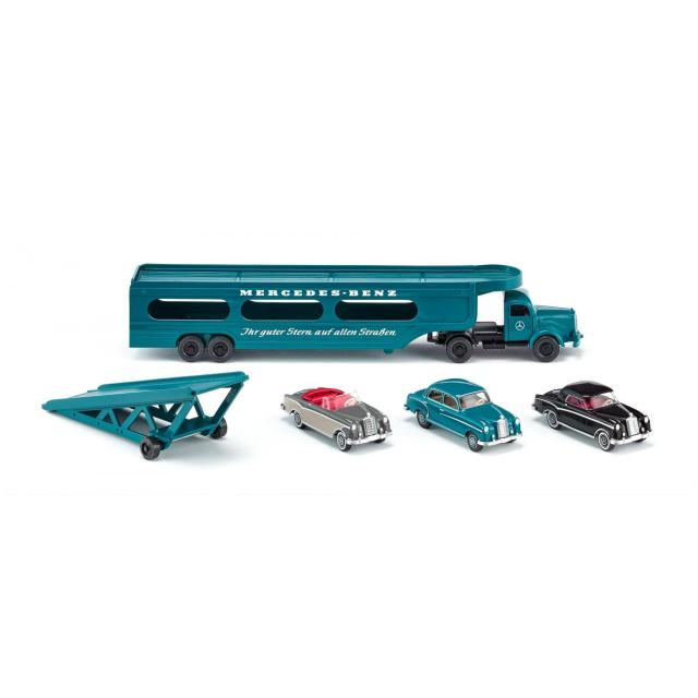 WIKING/ヴィーキング 4台セット The Grand Ponton-Mercedes