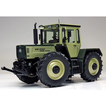 Weise-Toys/ワイズトイズ MB-trac 1600 turbo (W443) メタリックグリーン