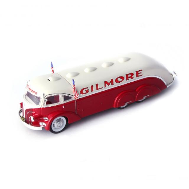 Auto Cult/オートカルト ホワイトギルモア ストリームライン タンクトラック  1935  レッド/アイボリー