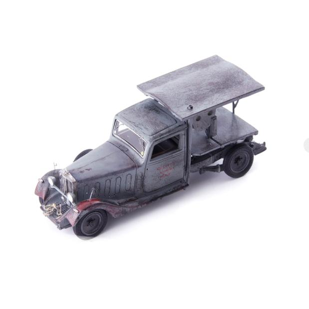 Auto Cult/オートカルト マイバッハ DSH  モバイルソー 1935 グレー