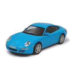 Cararama/カララマ ポルシェ 911 カレラ S  クーペ ブルー