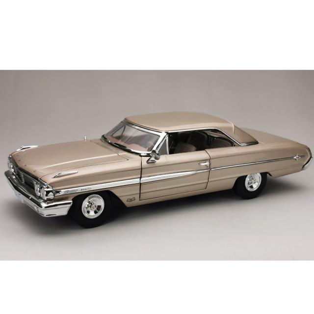 SunStar/サンスター フォード ギャラクシー 500/XL ハードトップ 1964 Chantilly ベージュ