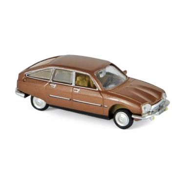 NOREV/ノレブ シトロエン GS Pallas 1978 4台セット Cigale メタリックブラウン