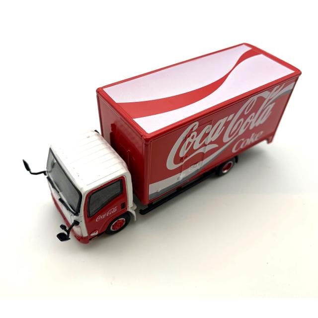 Coca-Cola/コカ・コーラ いすゞ Nシリーズ コンテナトラック