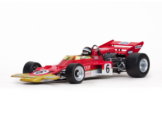 Quartzo/カルツォ ロータス 72C 1970年オーストリアグランプリ  #6 Jochen Rindt