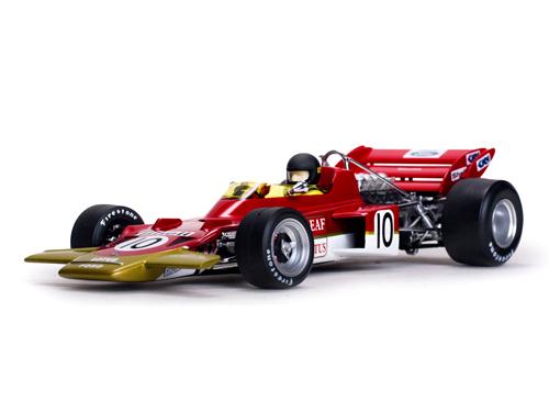 Quartzo/カルツォ ロータス 72C 1970年オランダGP 優勝 #10 Jochen Rindt