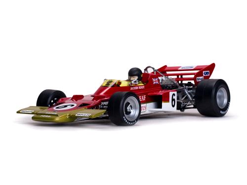 Quartzo/カルツォ ロータス 72C 1970年フランスGP 優勝  #6 Jochen Rindt