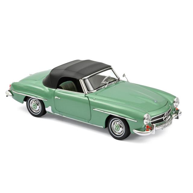 NOREV/ノレブ メルセデス・ベンツ 190 SL 1957  メタリックライトグリーン