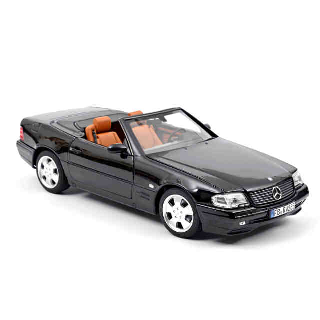 NOREV/ノレブ メルセデス・ベンツ SL 500 1999 ブラック