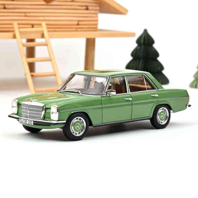 NOREV/ノレブ メルセデス・ベンツ 200 1973  グリーン