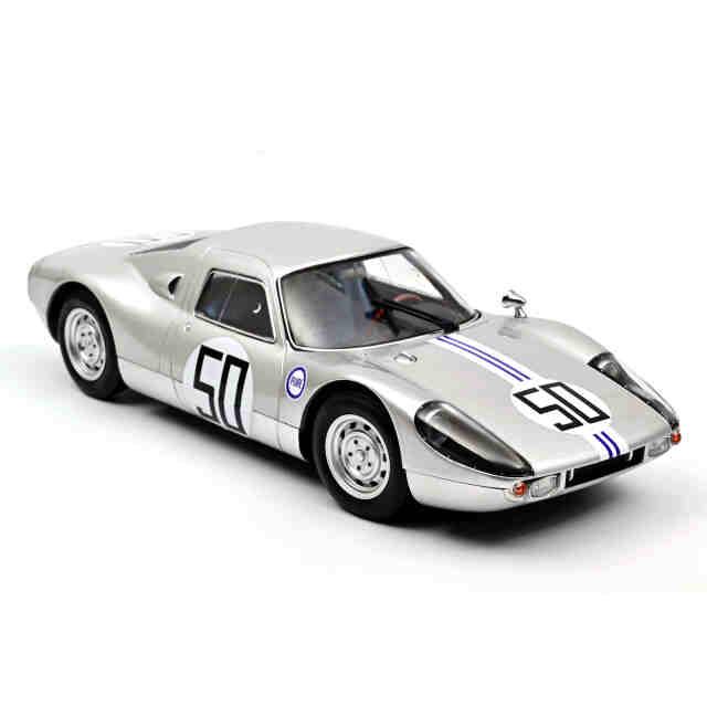 NOREV/ノレブ ポルシェ 904 GTS アメリカンチャレンジカップ 1964 C. Cassel